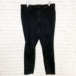 Universal Thread Distressed High Rise Jeggings 18